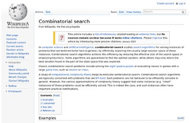 http://en.wikipedia.org/wiki/Combinatorial_search