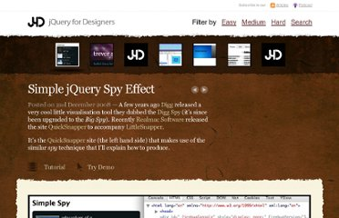 http://jqueryfordesigners.com/simple-jquery-spy-effect/