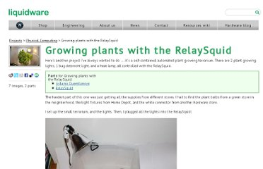 http://www.liquidware.com/projects/22/Growing+plants+with+the+RelaySquid