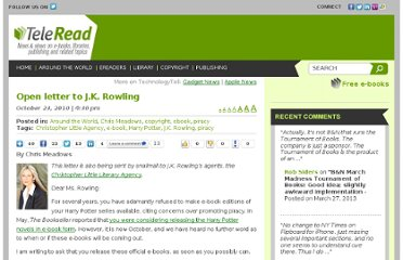 http://www.teleread.com/copy-right/open-letter-to-j-k-rowling/