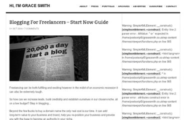 http://www.gracesmith.co.uk/blogging-for-freelancers-start-now-guide/