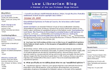 http://lawprofessors.typepad.com/law_librarian_blog/2008/10/unpublished-opi.html
