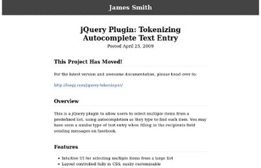 http://loopj.com/2009/04/25/jquery-plugin-tokenizing-autocomplete-text-entry/