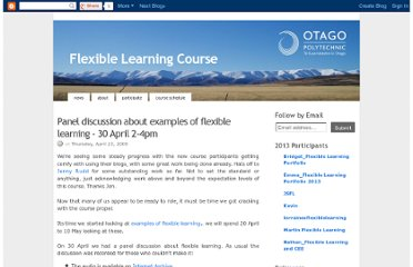 http://flexible-learning-course.blogspot.com/2009/04/were-organising-panel-discussion-on.html
