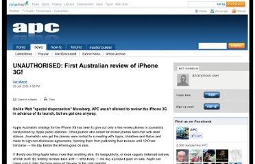 http://apcmag.com/unauthorised_first_australian_review_of_iphone_3g.htm