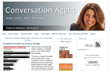 http://www.conversationagent.com/2010/10/curating-information-as-content-strategy.html