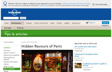 http://www.lonelyplanet.com/france/travel-tips-and-articles/57794