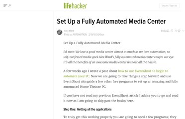 http://lifehacker.com/5475649/set-up-a-fully-automated-media-center