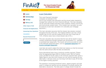 http://www.finaid.org/calculators/loanpayments.phtml