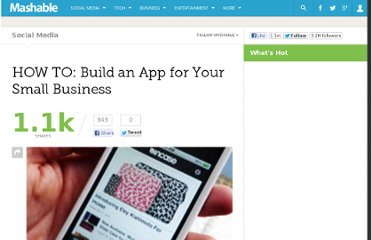 http://mashable.com/2010/10/27/build-an-app-for-your-smb/