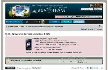 http://galaxys-team.fr/viewforum.php?f=18