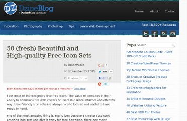 http://dzineblog.com/2009/11/50-fresh-beautiful-and-high-quality-free-icon-sets.html