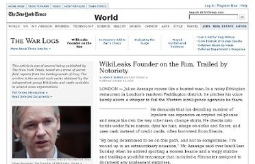 http://www.nytimes.com/2010/10/24/world/24assange.html?_r=1