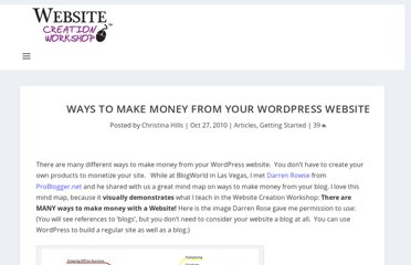 http://www.websitecreationworkshop.com/blog/articles/ways-to-make-money-from-your-wordpress-website/