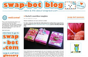 http://blog.swap-bot.com/rachels-matchbox-template/