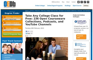 http://oedb.org/library/features/236-open-courseware-collections