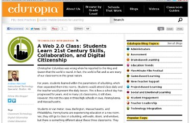http://www.edutopia.org/blog/web-20-21st-century-skills-collaboration-digital-citizenship