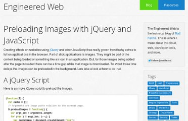 http://engineeredweb.com/blog/09/12/preloading-images-jquery-and-javascript
