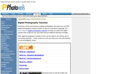 http://www.photoxels.com/digital-photography-tutorials.html