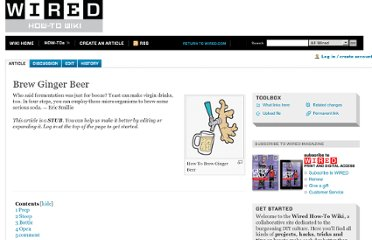 http://howto.wired.com/wiki/Brew_Ginger_Beer