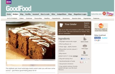 http://www.bbcgoodfood.com/recipes/3229/yummy-scrummy-carrot-cake