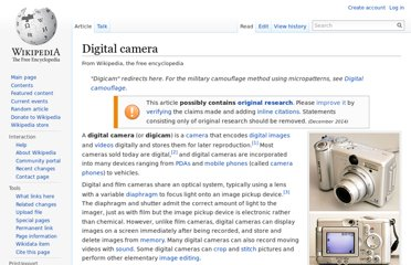http://en.wikipedia.org/wiki/Digital_camera