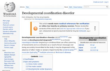 http://en.wikipedia.org/wiki/Developmental_dyspraxia