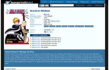 http://www.mangareader.net/94/bleach.html