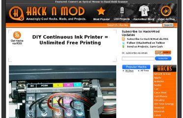 http://hacknmod.com/hack/diy-continuous-ink-printer-unlimited-free-printing/