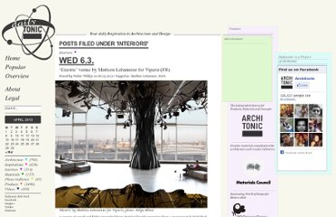 http://www.dailytonic.com/category/interiors/