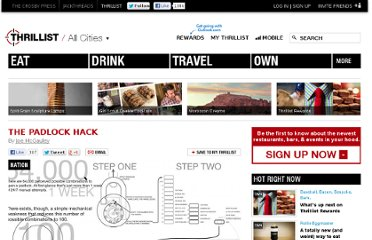 http://www.thrillist.com/nation/padlock-hack