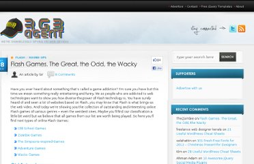 http://rgbagent.com/2010/10/flash-games-odd-great-wacky/