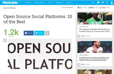 http://mashable.com/2007/07/25/open-source-social-platforms/
