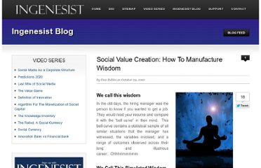 http://www.ingenesist.com/general-info/social-value-creation-how-to-manufacture-wisdom.html