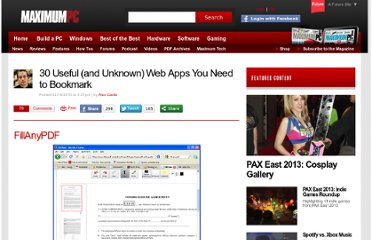 http://www.maximumpc.com/article/features/30_incredible_web_apps_you_need_try?page=0,1
