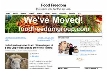 http://foodfreedom.wordpress.com/2010/10/31/leaked-trade-agreements-and-hidden-things-inside-s-510-corporations-plan-to-end-normal-farming/