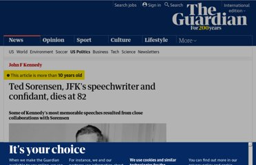 http://www.guardian.co.uk/world/2010/nov/01/ted-sorensen-jfk-speechwriter-dies