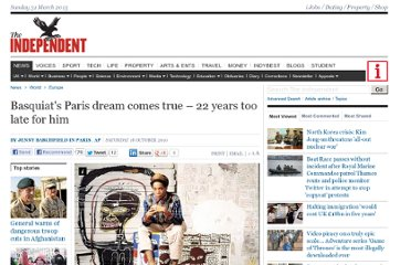 http://www.independent.co.uk/news/world/europe/basquiats-paris-dream-comes-true-ndash-22-years-too-late-for-him-2108231.html