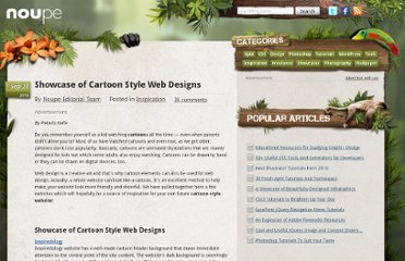 http://www.noupe.com/inspiration/showcase-of-cartoon-style-web-designs.html