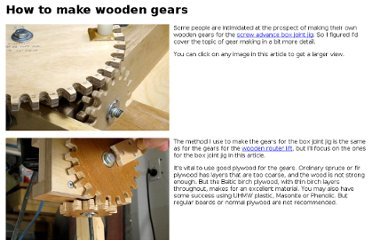 http://woodgears.ca/gear/howto.html