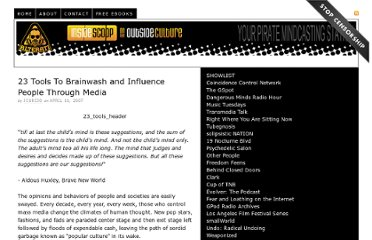 http://www.alterati.com/blog/2007/04/23-tools-to-brainwash-and-influence-people-through-media/