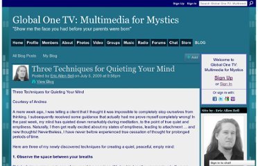 http://www.globalone.tv/profiles/blogs/three-techniques-for-quieting
