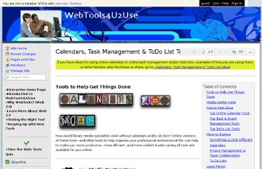 http://webtools4u2use.wikispaces.com/Calendars%2C+Task+Management+%26+ToDo+List+Tools