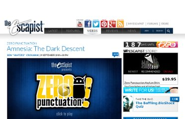 http://www.escapistmagazine.com/videos/view/zero-punctuation/2092-Amnesia-The-Dark-Descent