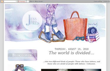 http://www.jesslovesfred.com/2010/08/world-is-divided.html