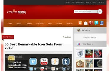 http://creativenerds.co.uk/freebies/50-best-remarkable-icon-sets-from-2010/