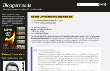 http://www.bloggerheads.com/archives/2010/11/nadine-dorries-tells-lies-digs-hole-etc/