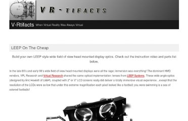 http://www.vrtifacts.com/hmds/leep-on-the-cheap/