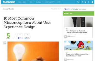http://mashable.com/2009/01/09/user-experience-design/