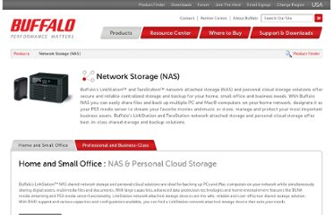 http://www.buffalotech.com/products/network-storage/terastation/terastation-pro-ii/